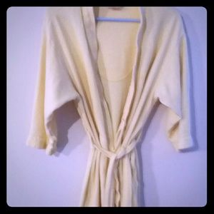 5 for $25 Waffle weave robe
